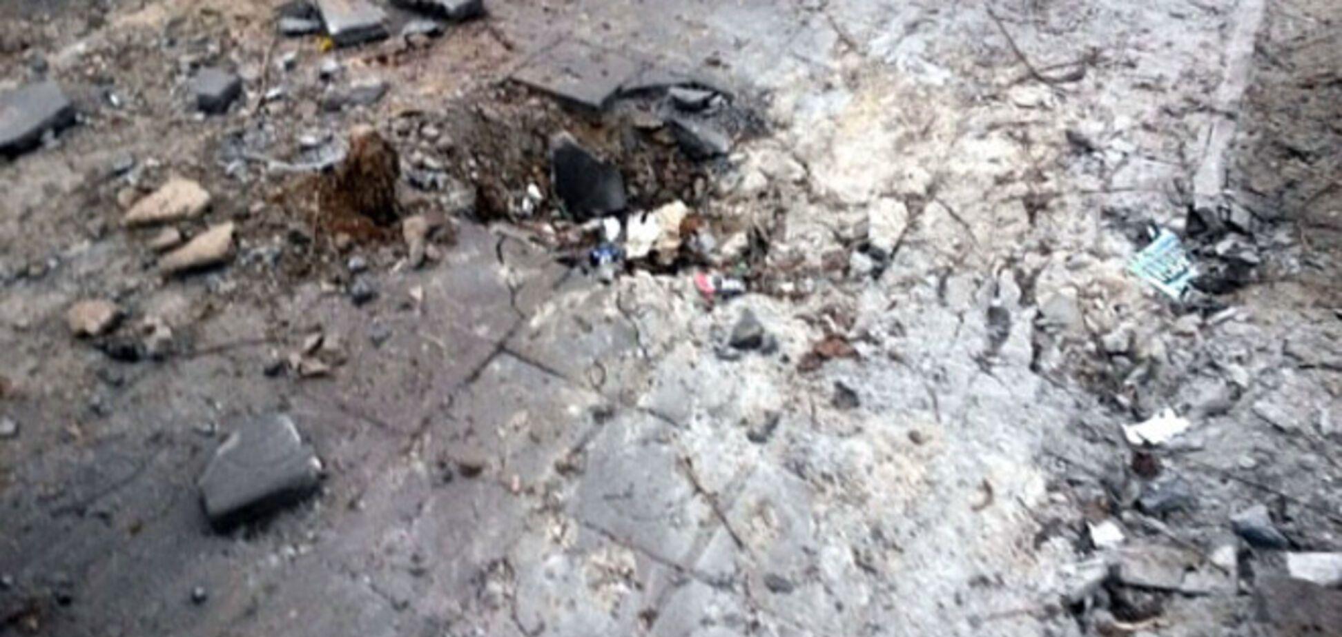 Террористы вновь обстреляли Мариуполь