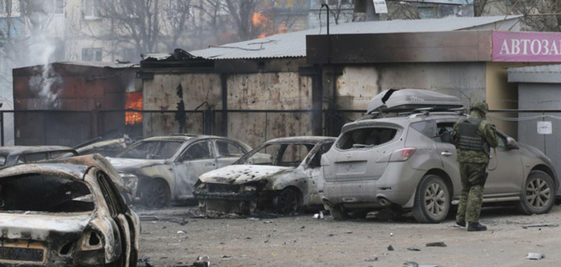 Яценюк созвал оперативный штаб из-за теракта в Мариуполе
