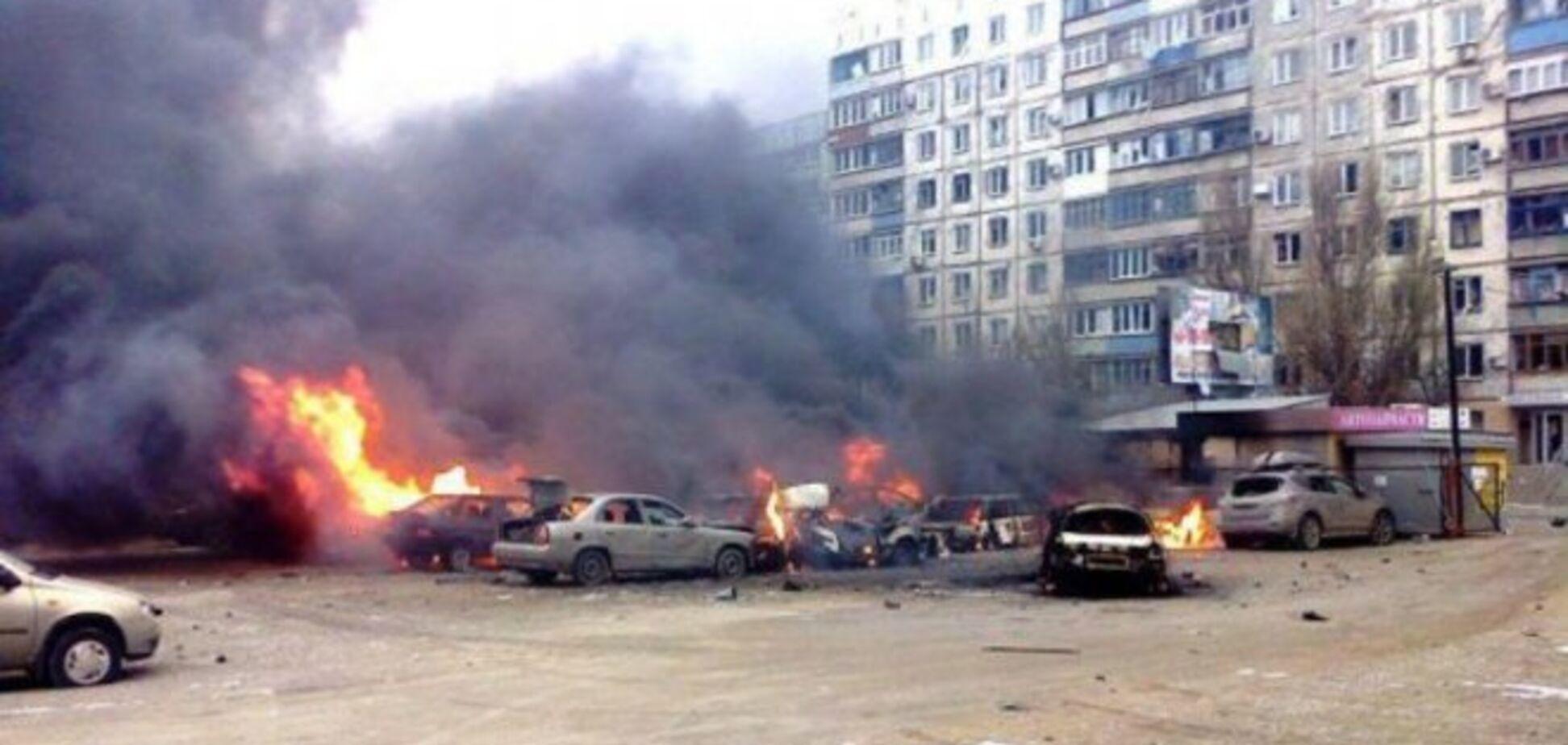 Число жертв теракта в Мариуполе растет: в моргах уже 30 погибших