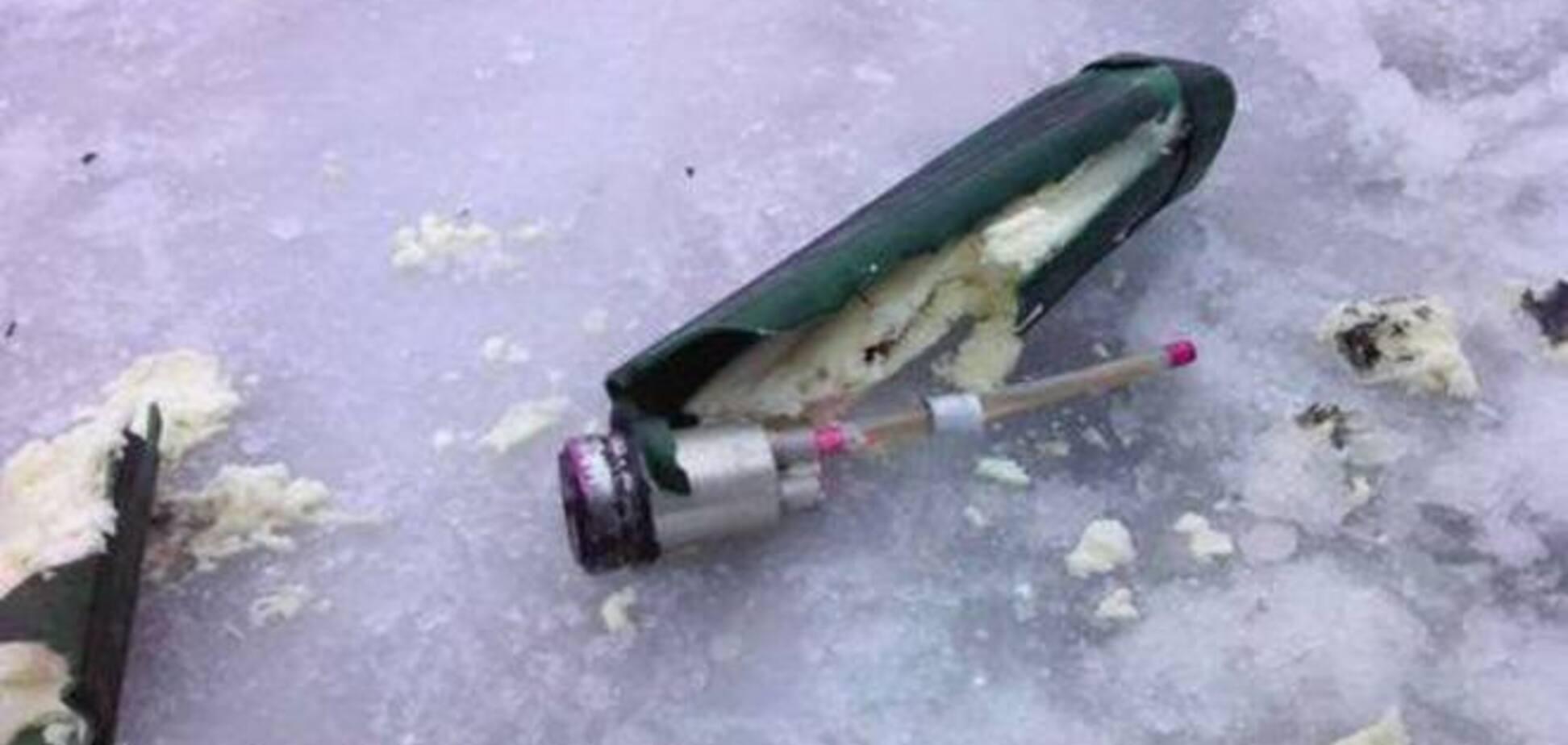 В зоне АТО после обстрелов на улицах находят особые мины: опубликовано фото