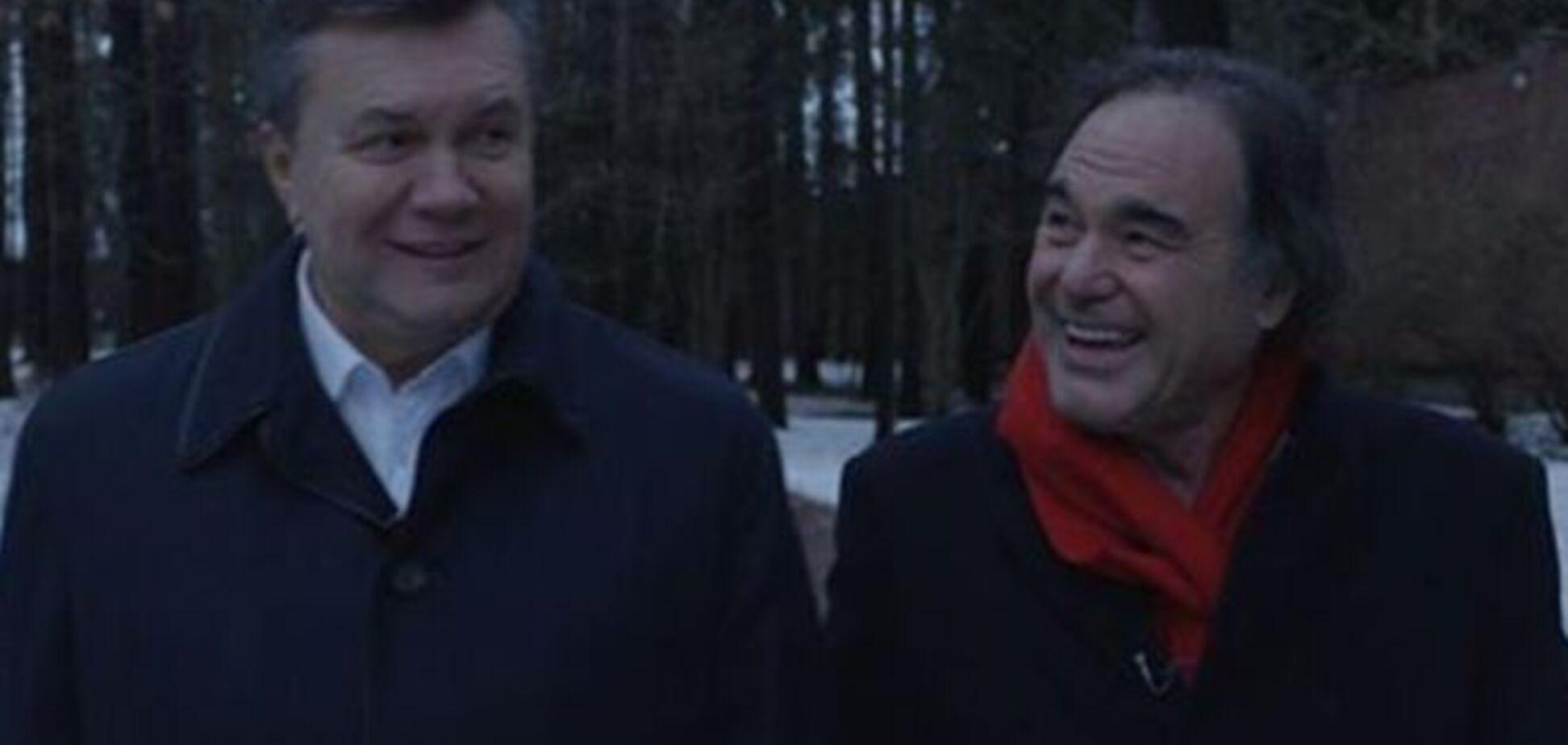 Известного режиссера хотят допросить из-за интервью с Януковичем