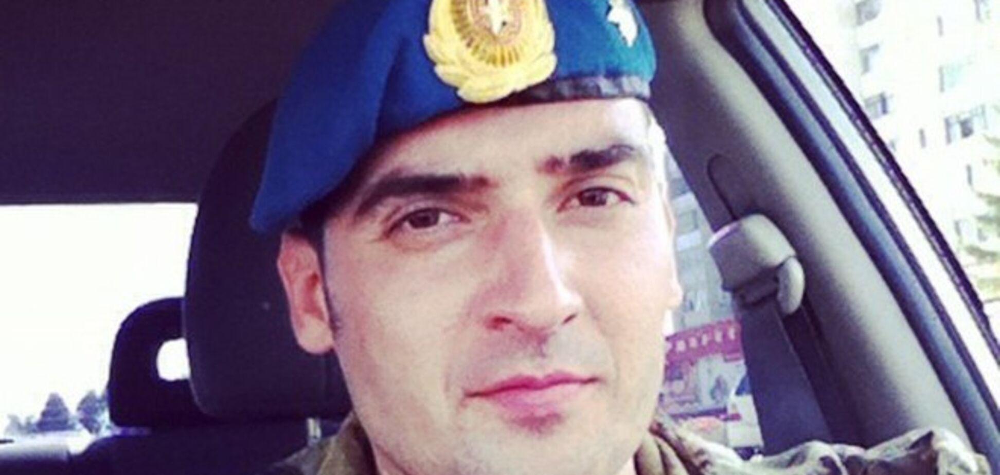 Бойцы АТО ликвидировали командира разведроты из Новосибирска: опубликовано фото