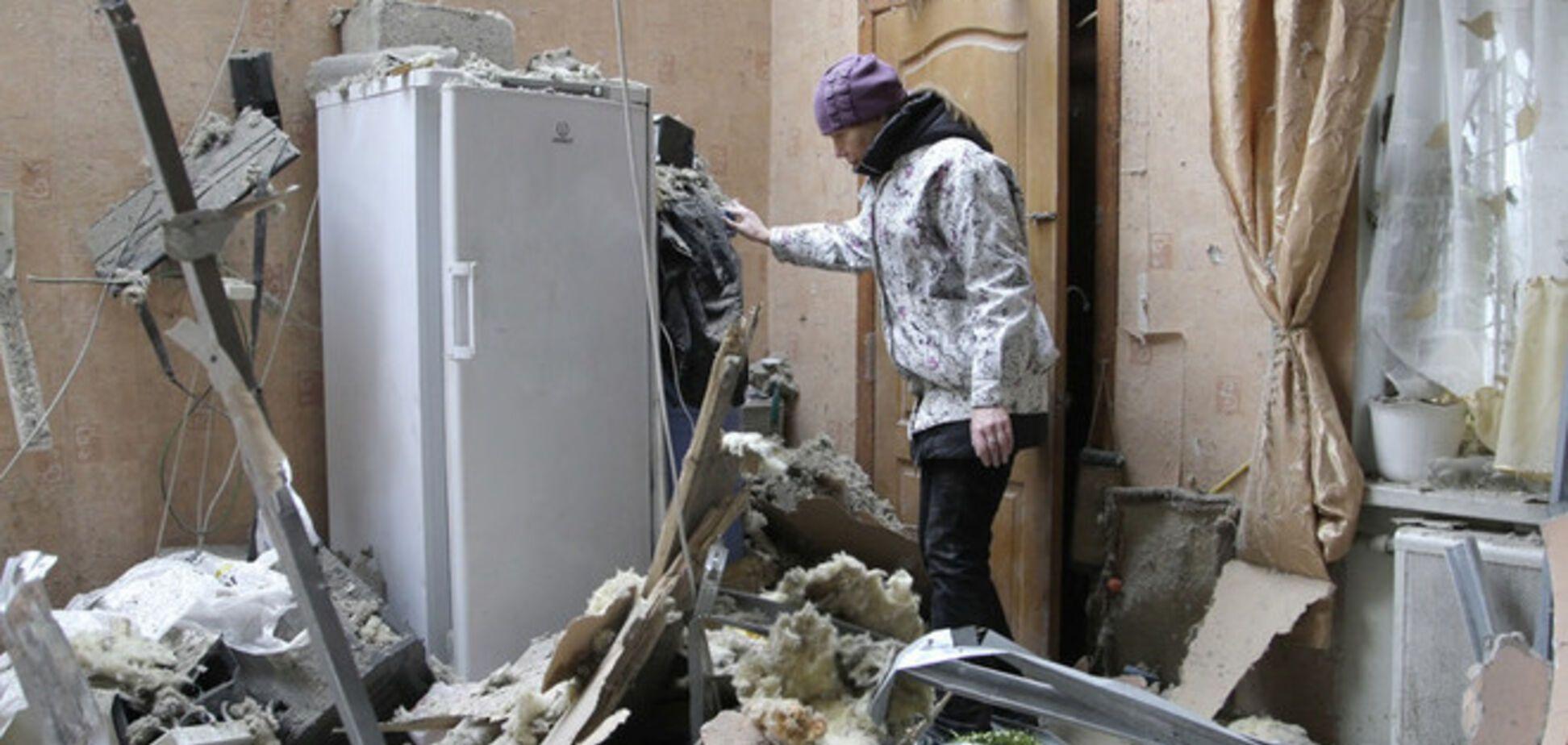 За сутки в Луганской области погибло двое мирных жителей