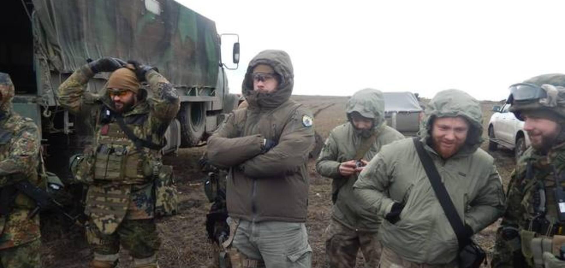 Полк 'Азов' похвастался в сети полевыми учениями: опубликованы фото