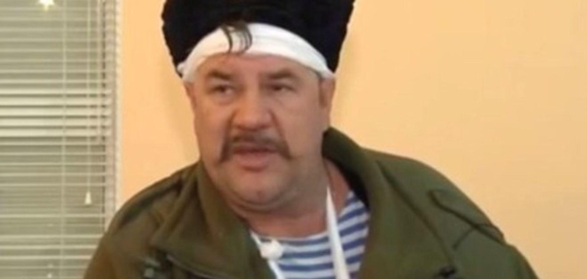 'Казаки' заявили, что не выпустят из 'ЛНР' здоровых беженцев: опубликовано видео