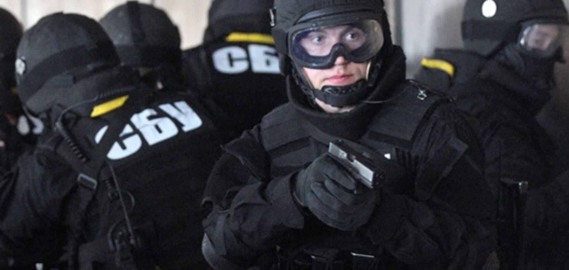 СБУ задержала жителя Лисичанска, подозреваемого в госизмене