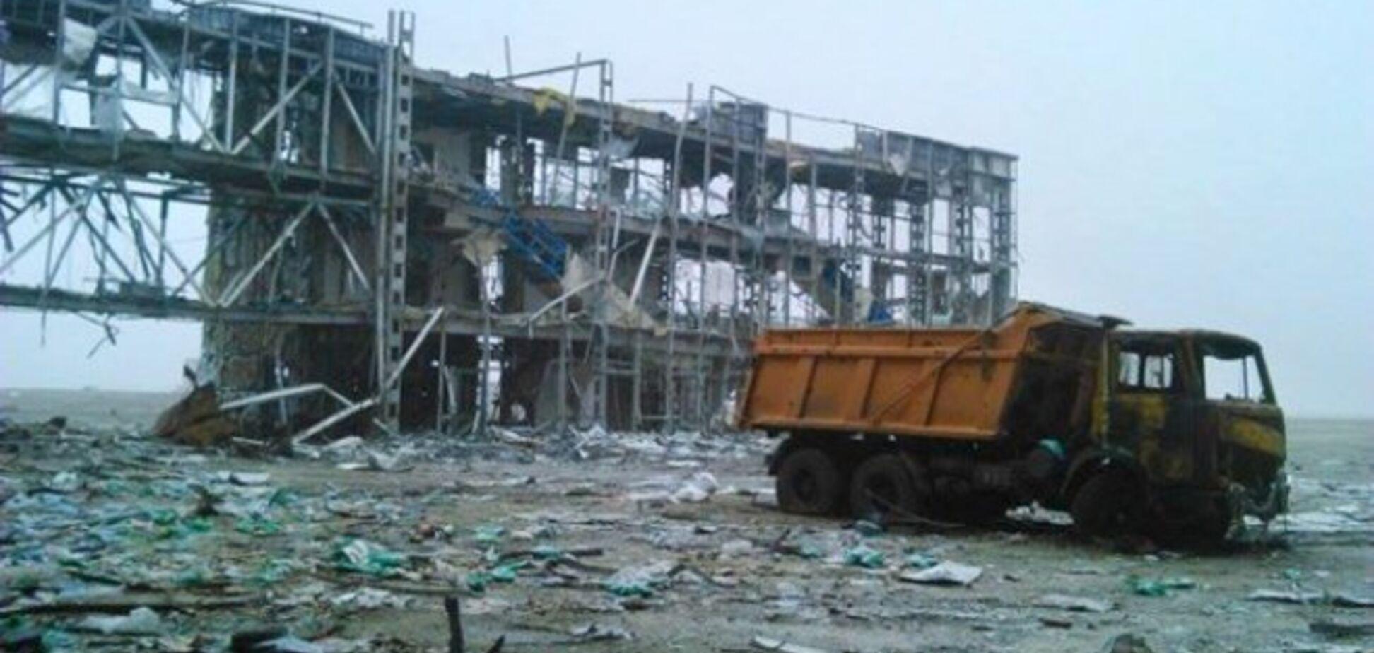 Бойцы АТО уничтожили отряд кадыровцев, устроивших танцы на руинах аэропорта