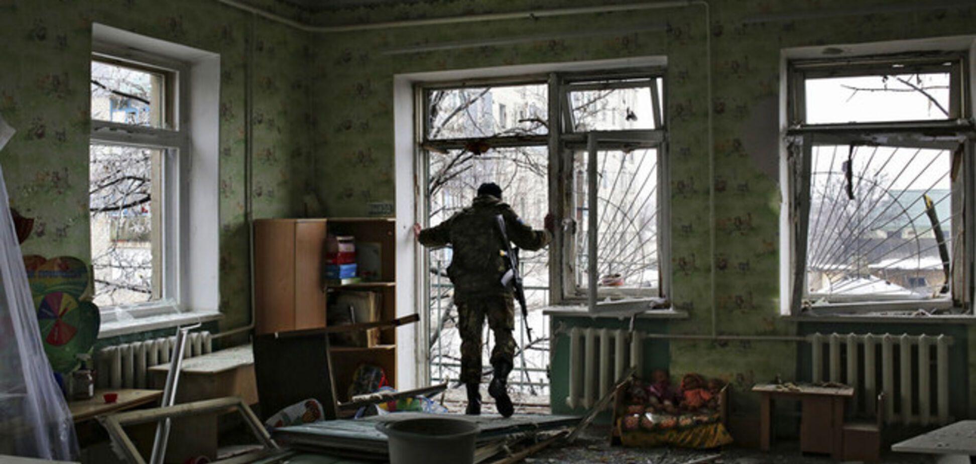 Ночь на Донбассе прошла спокойно - штаб АТО