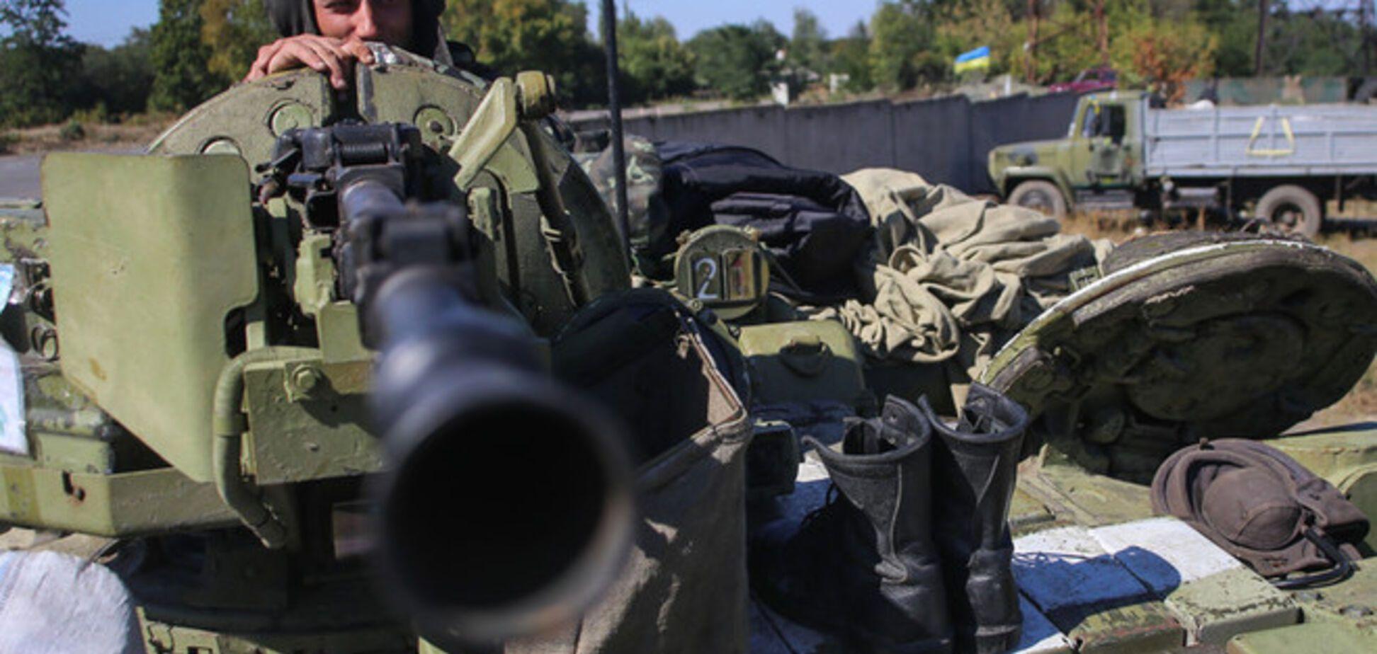 Границу с Россией надо срочно закрывать – генерал