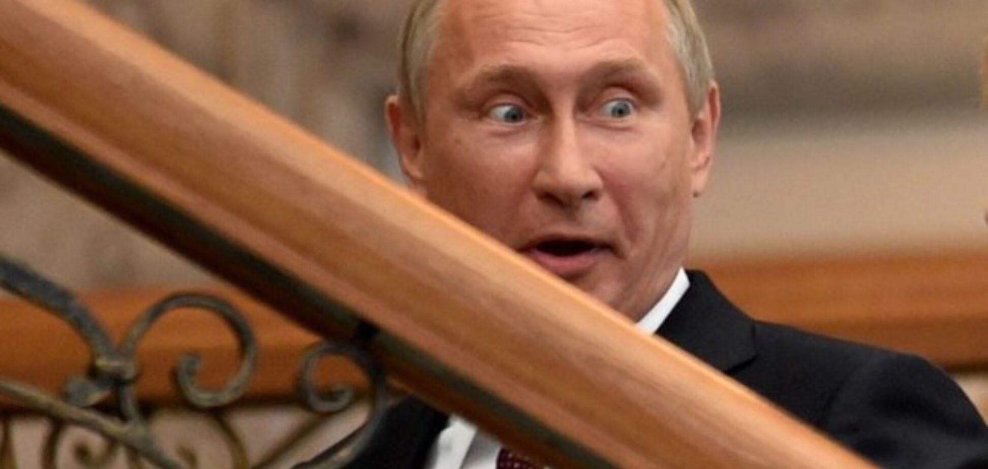 Путин решил запугать питерских студентов украинской армией: это легион НАТО