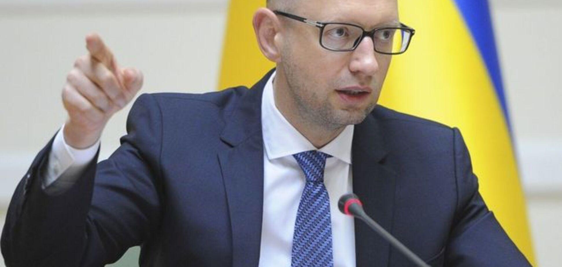 Кабмин решил ввести режим чрезвычайной ситуации в Донецкой и Луганской областях