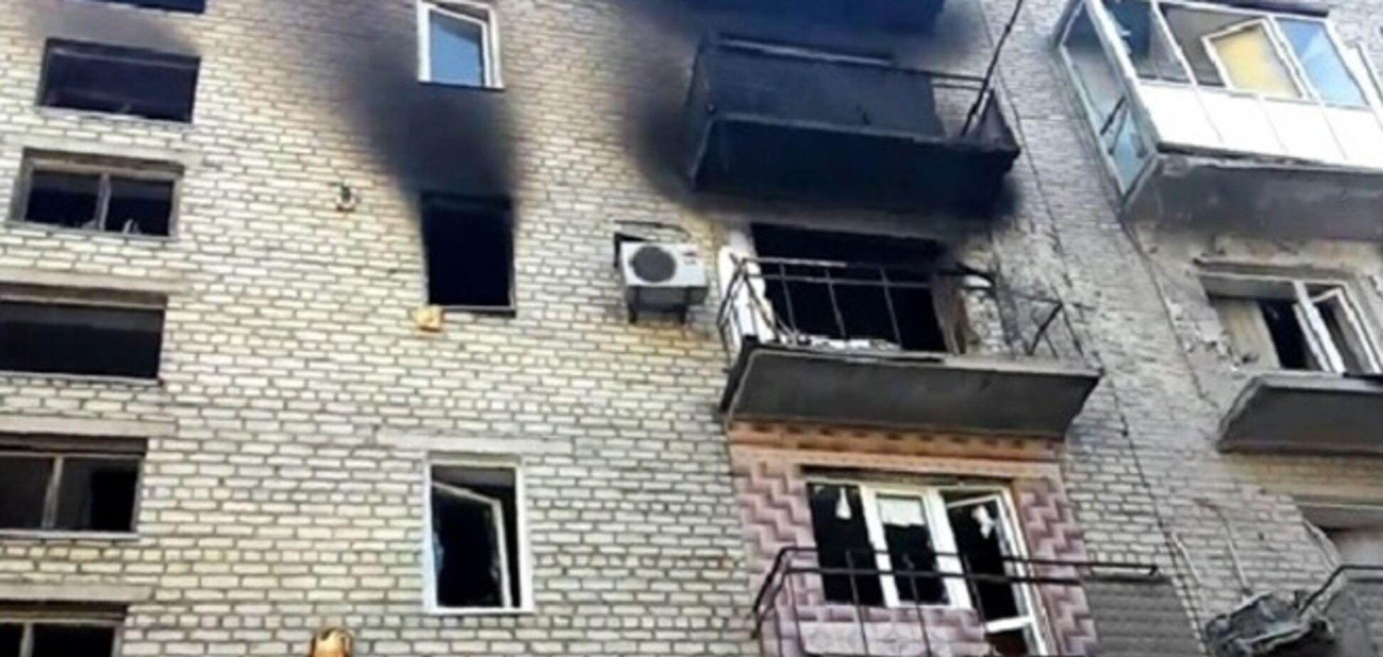 Донетчина несет потери из-за обстрелов боевиков: от осколоков умер еще один мирный житель