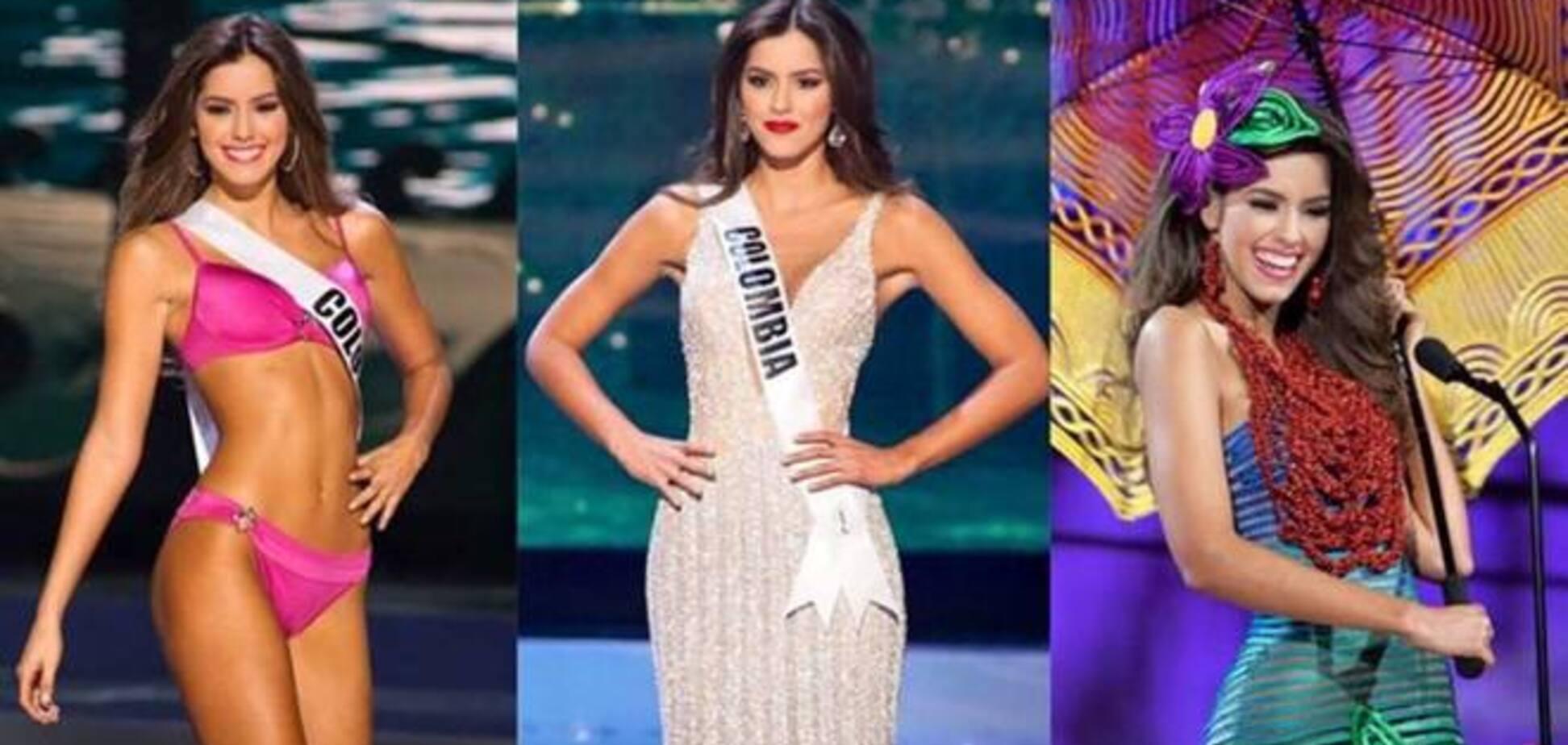'Мисс Вселенная 2015' родилась в многодетной семье и работает моделью с 8 лет: лучшие фото красавицы