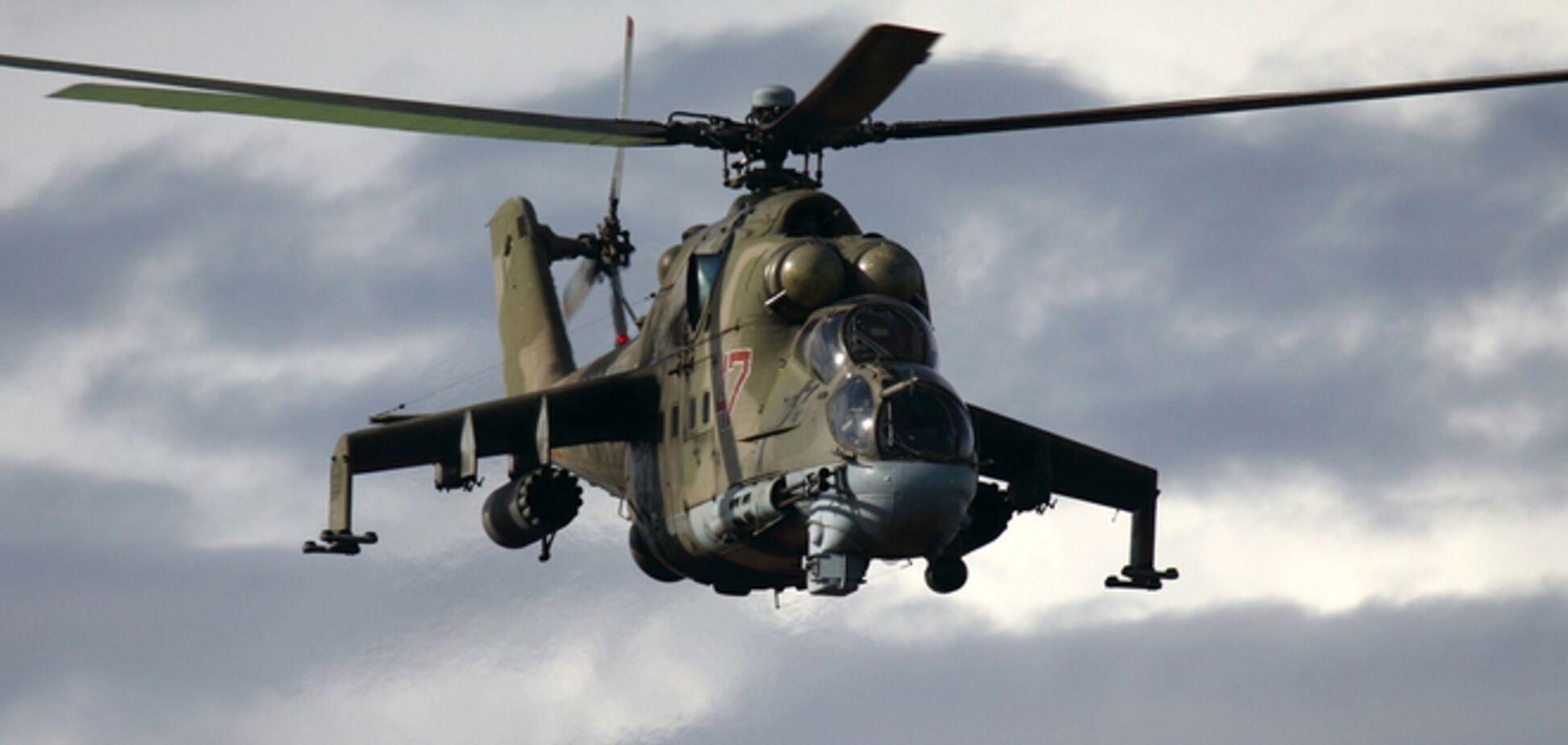 Россия стягивает штурмовую авиацию в оккупированный Крым