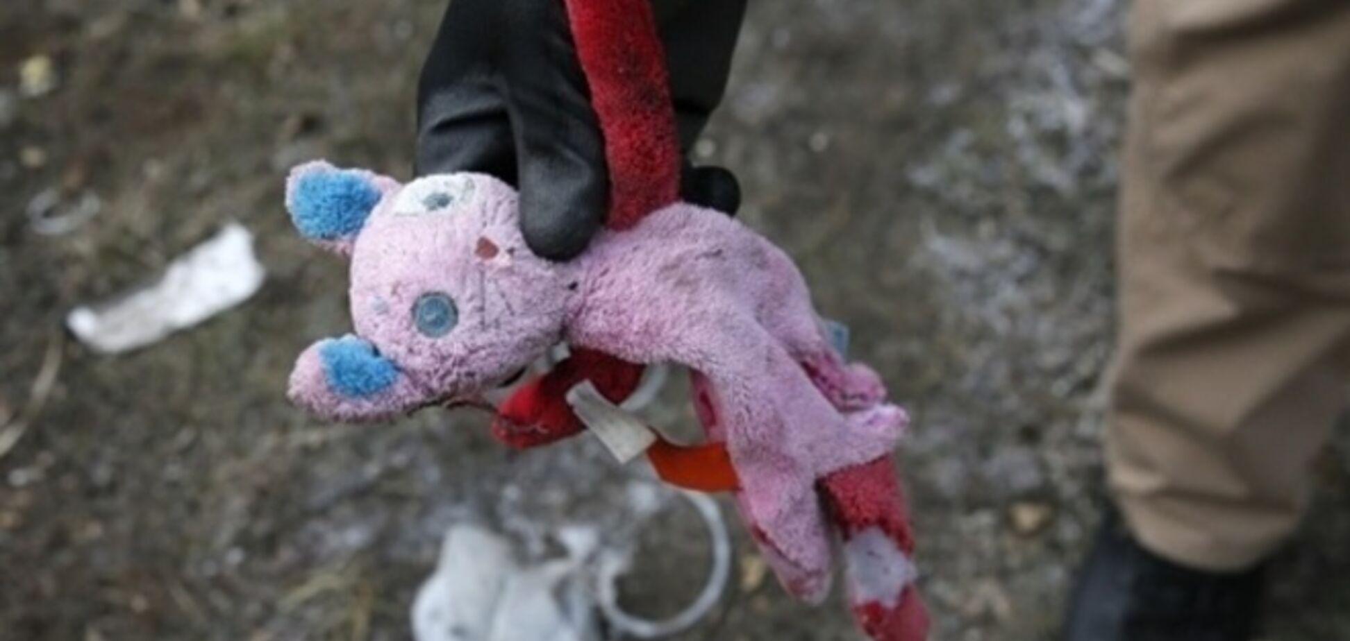 Украинские военные спасли детей Трехизбенки от 'Градов'