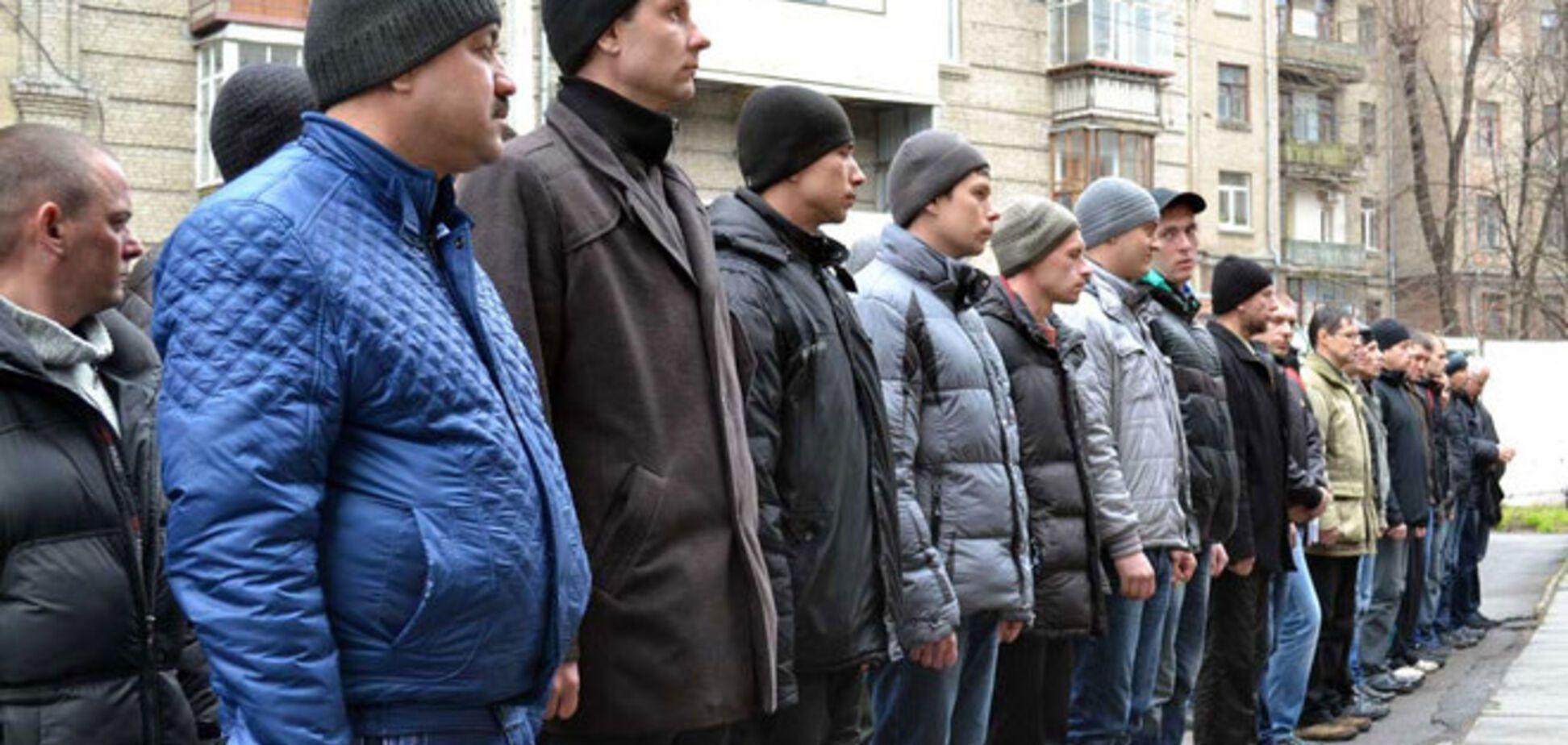 Половина призванных по мобилизации к службе в ВСУ непригодны - Минобороны