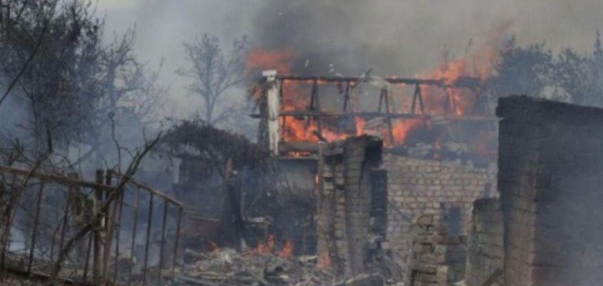 В Донецкой области под обстрелами террористов погибли еще 3 мирных жителя
