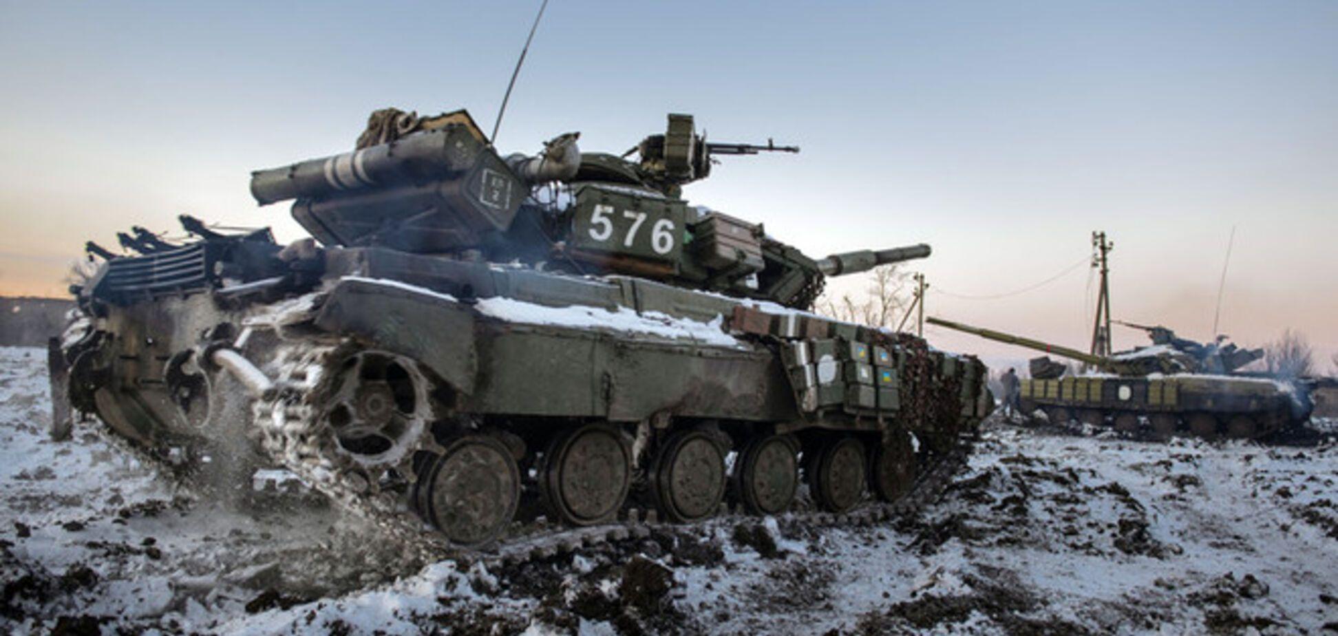 Міноборони заявило про знищення шести літаків і чотирьох вертольотів бойовиків на Донбасі