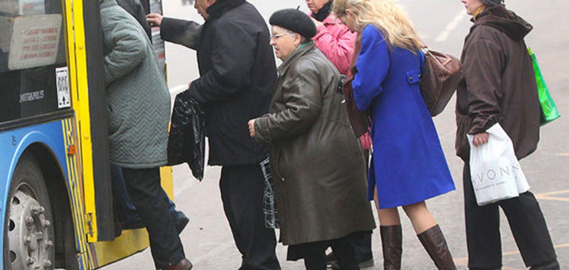 Киеврада лишит льгот на проезд 368 тыс. человек, силовики не пострадают
