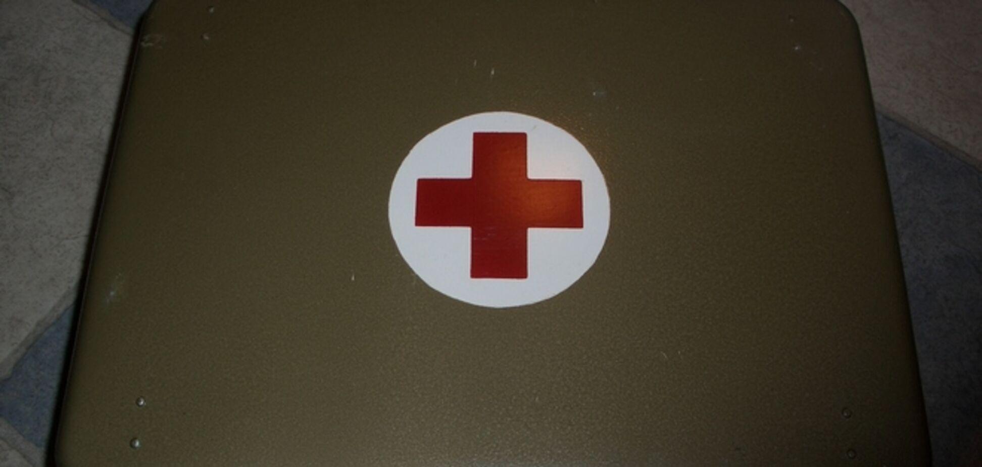 В больнице Светлодарска во время обстрела погибла медсестра, началась эвакуация