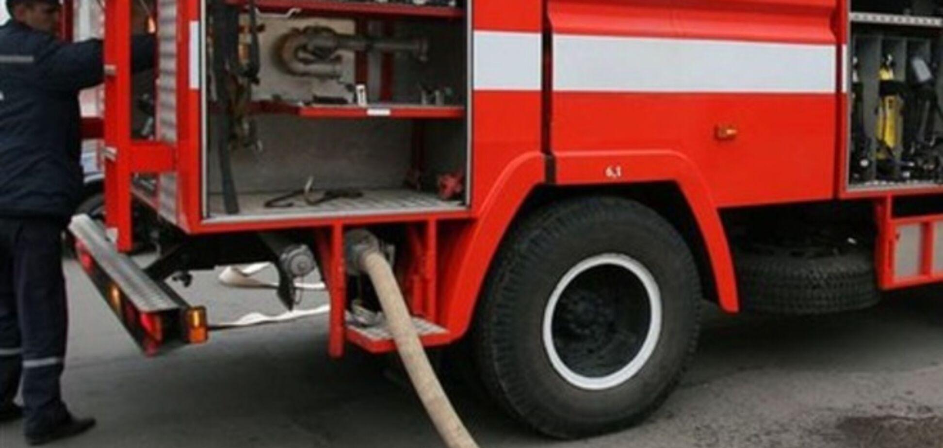 Пожар в Днепропетровской области унес жизни четырех человек