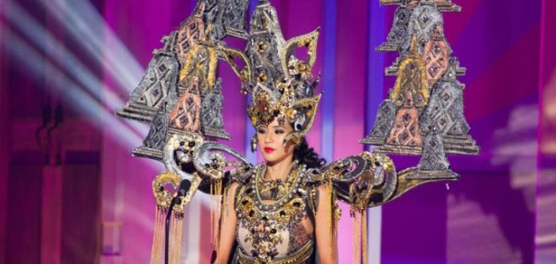 Определен лучший национальный костюм конкурса 'Мисс Вселенная 2015'