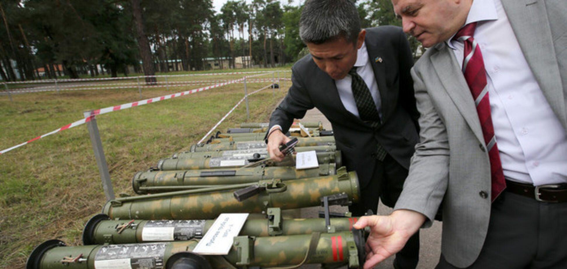 Летальное оружие НАТО в украинской армии на порядок увеличит потери террористов - эксперт