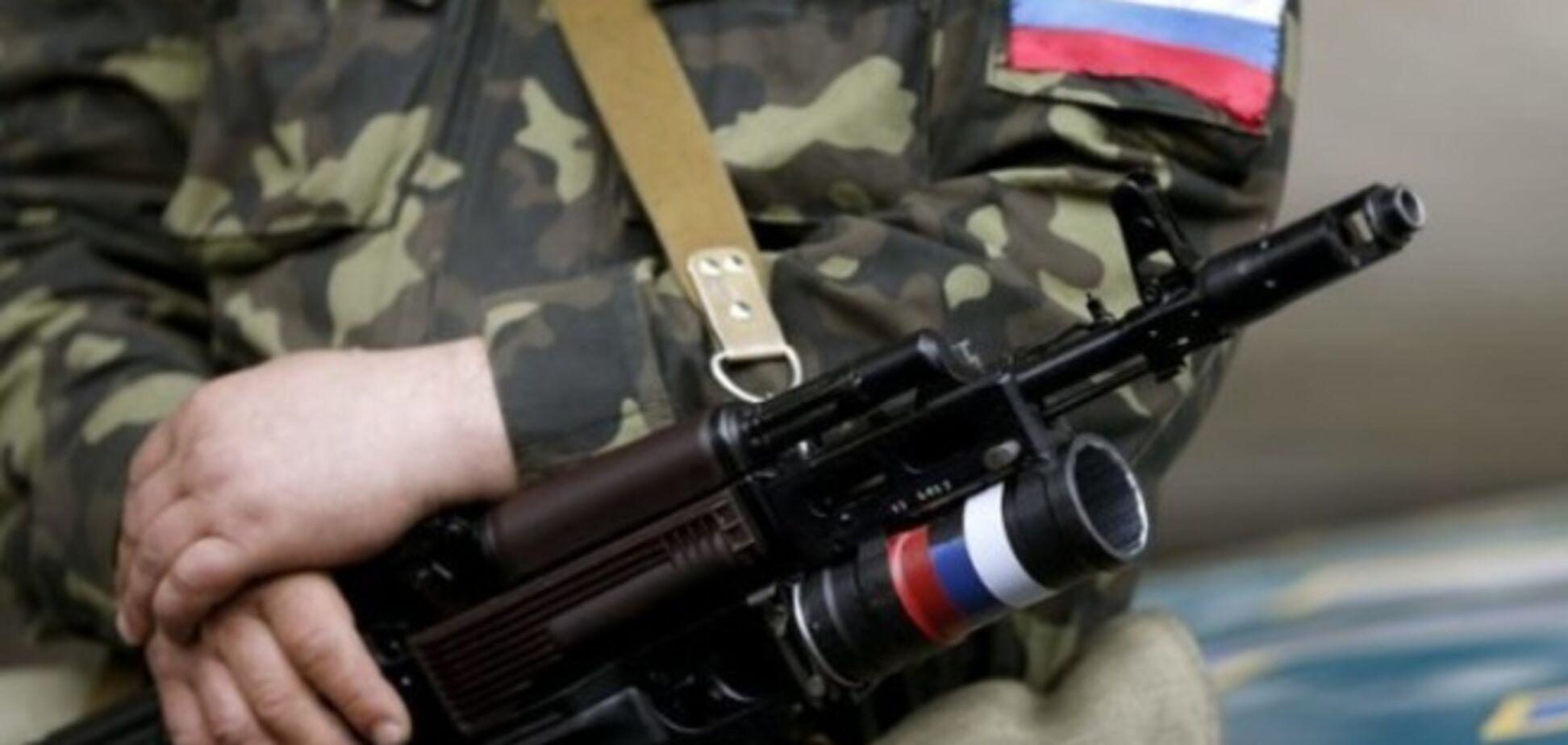 К боевикам в Луганской области прибыло подкрепление и танки