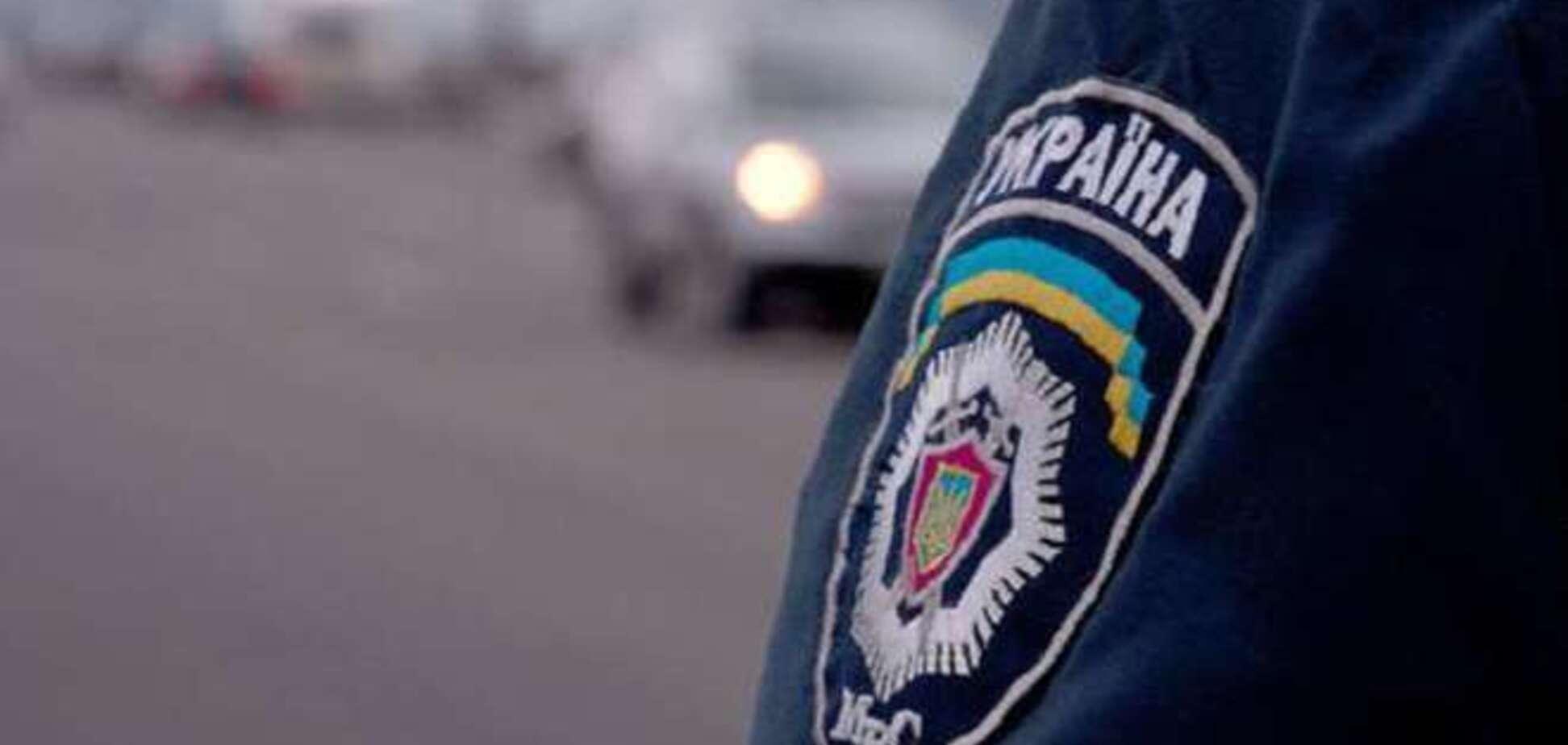 На киевской АЗС водитель отказался рассчитываться за 165 литров бензина