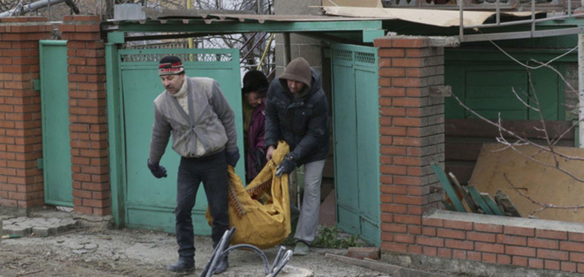 Боевики стреляют из 'Градов' по силам АТО и населенным пунктам на Донбассе