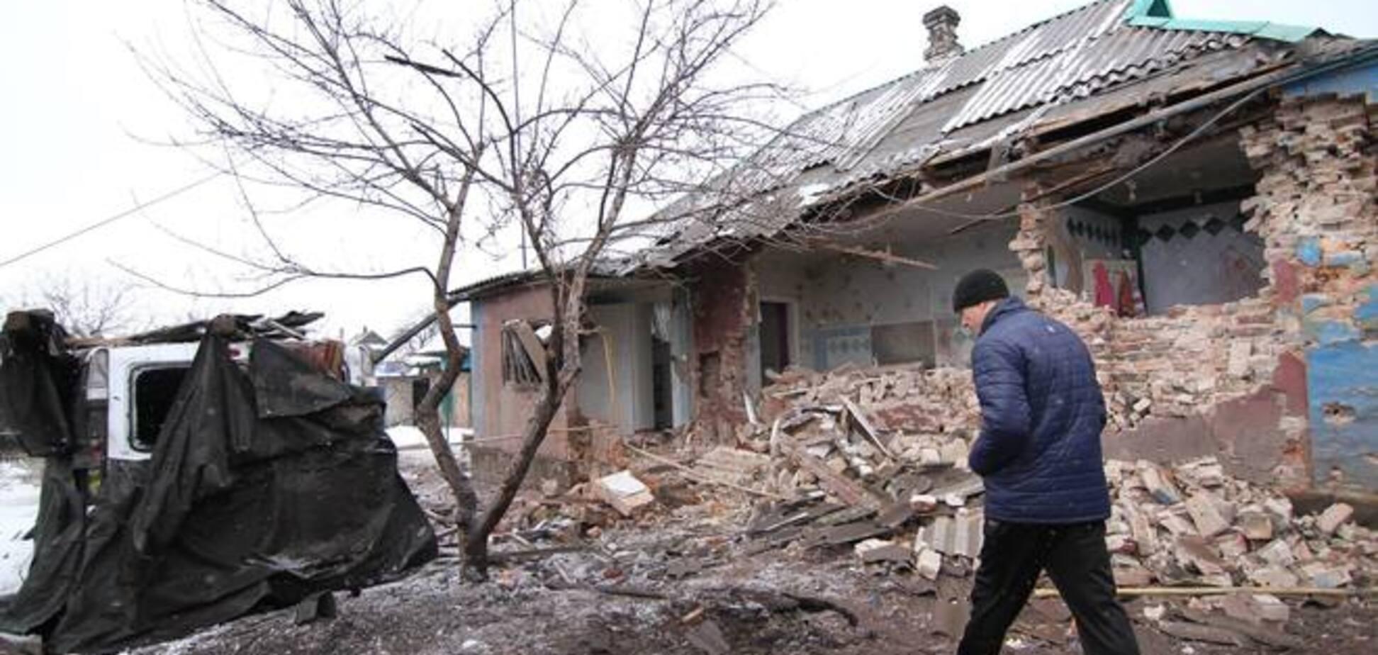 В результате обстрелов террористами погибли девять мирных жителей Донетчины