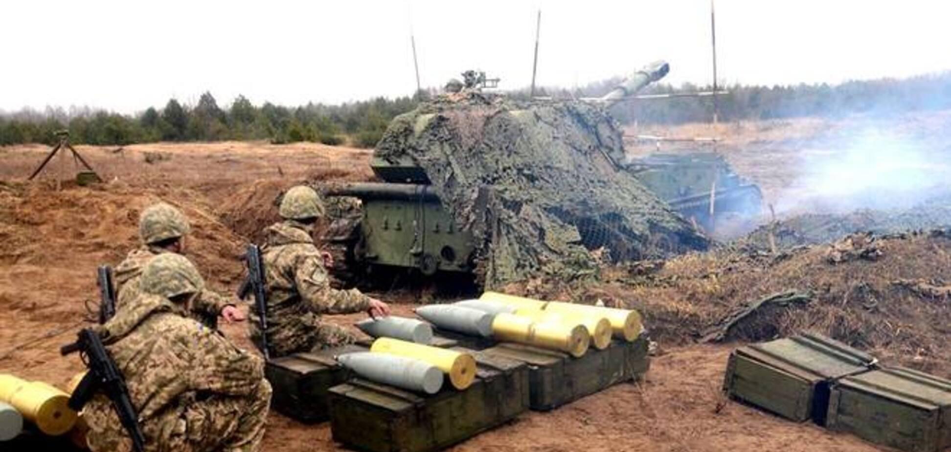 Бойцы АТО будут получать по 48 тысяч за каждый уничтоженный танк противника