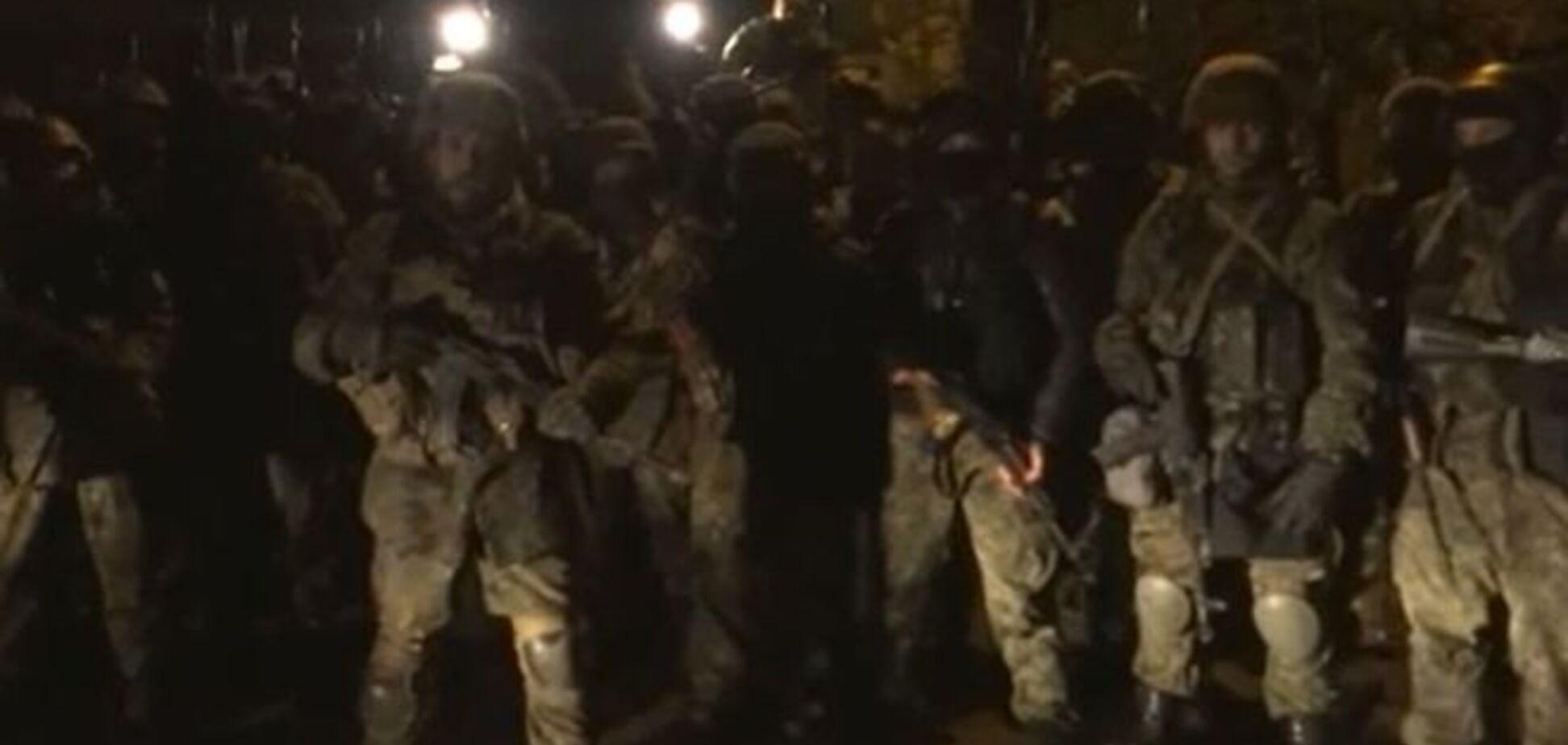 'Азов' записал видеопослание к Путину и его наемникам: наша земля станет для вас могилой