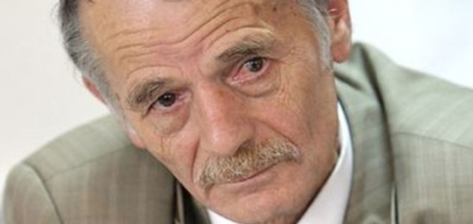 Украинцы в Крыму готовы страдать, лишь бы поставки продуктов на полуостров прекратились - Джемилев