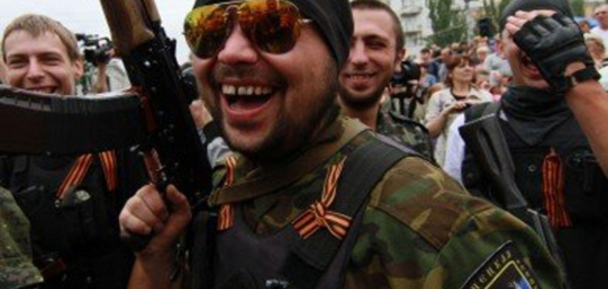 Грузинский боец АТО рассказал о российских 'алкоголиках и наркоманах', воюющих на Донбассе