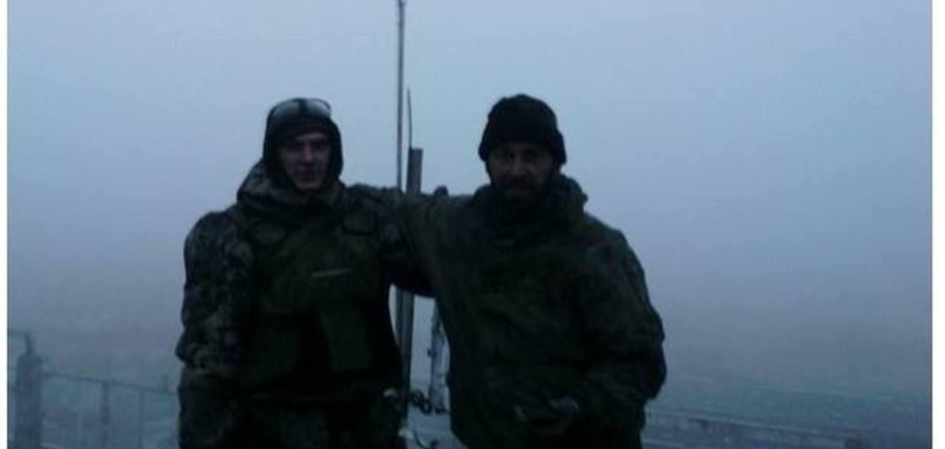 Белорусский спецназовец засветился в рядах 'армии Новороссии': опубликованы фото