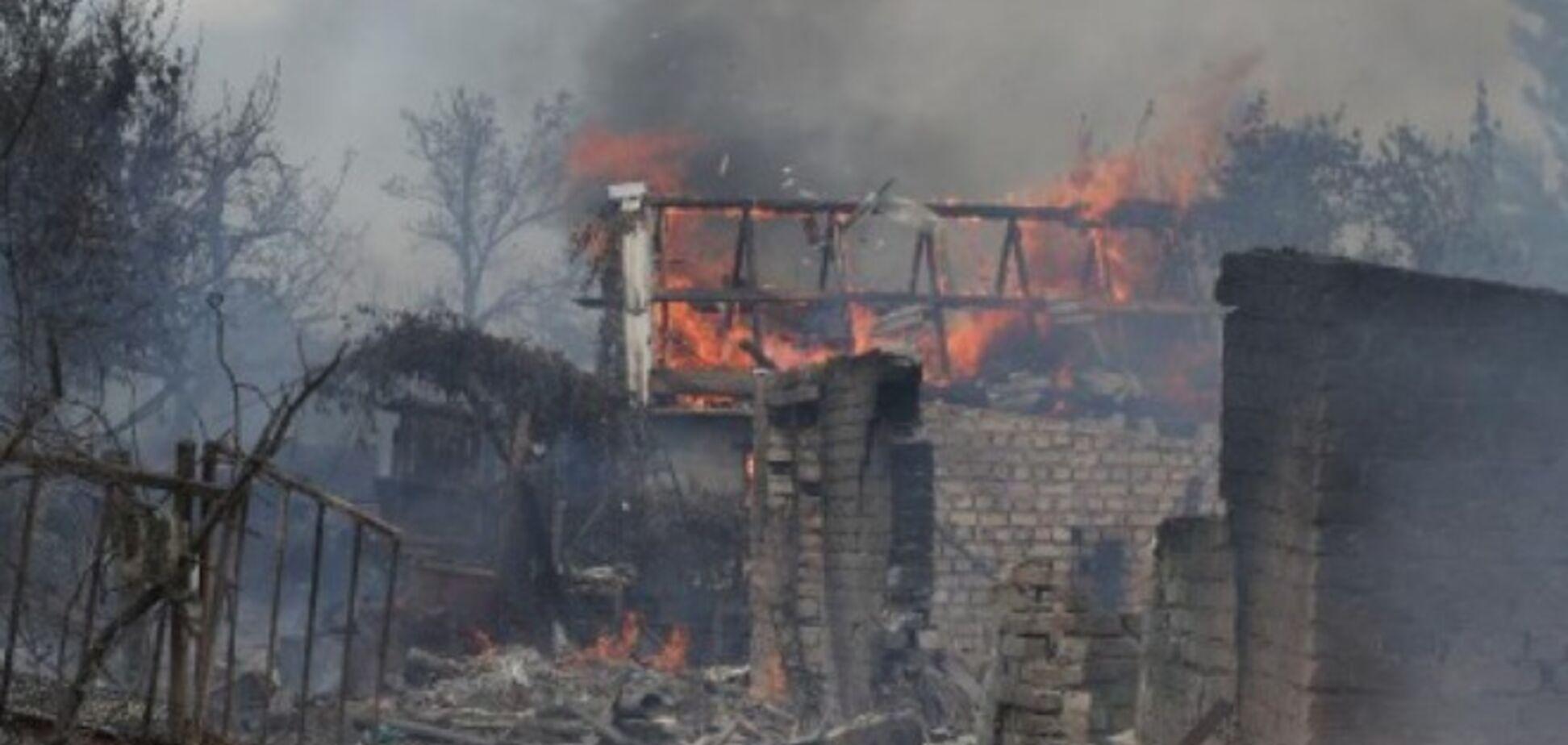 В Горловке за два дня погибло шесть мирных жителей