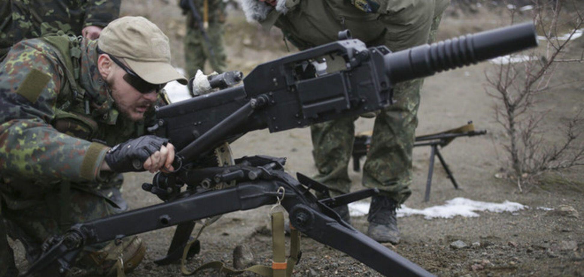 Боевики потерпели фиаско в районе Дебальцево: пришлось уходить на исходные позиции