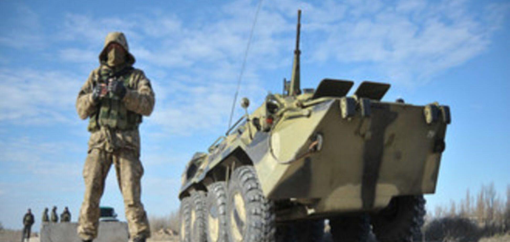 Бойцы АТО в районе Докучаевска уничтожили два минометных расчета террористов