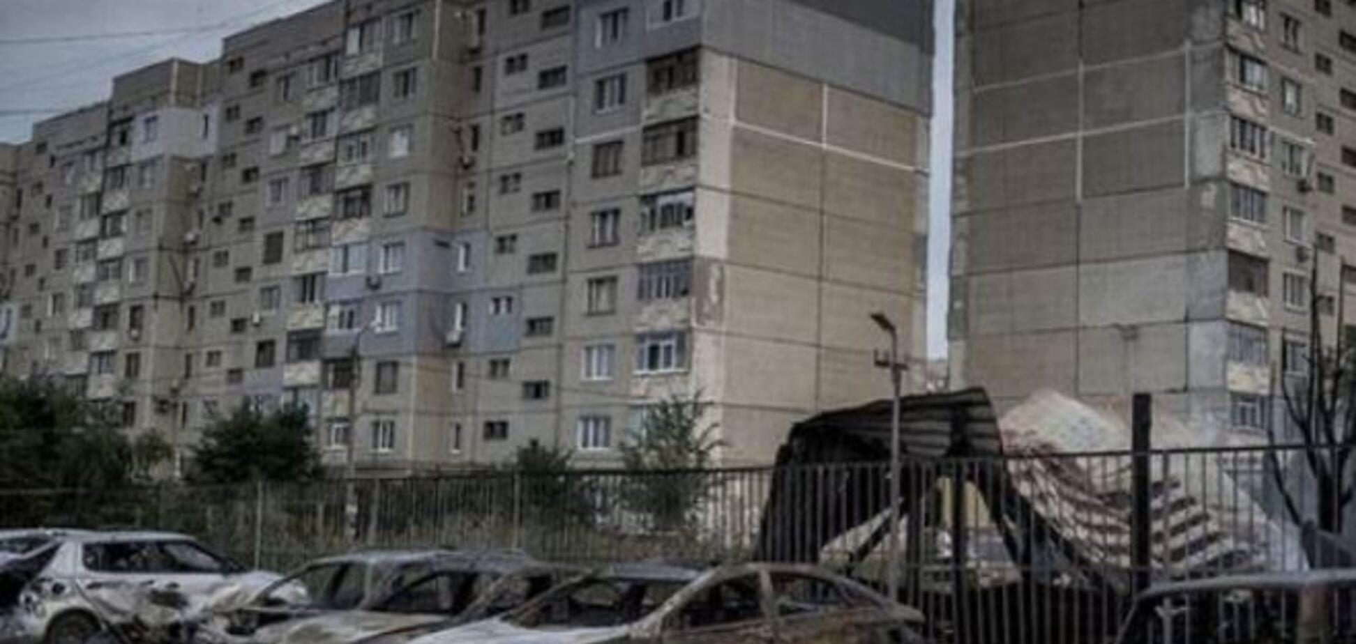 Сводка из Луганска