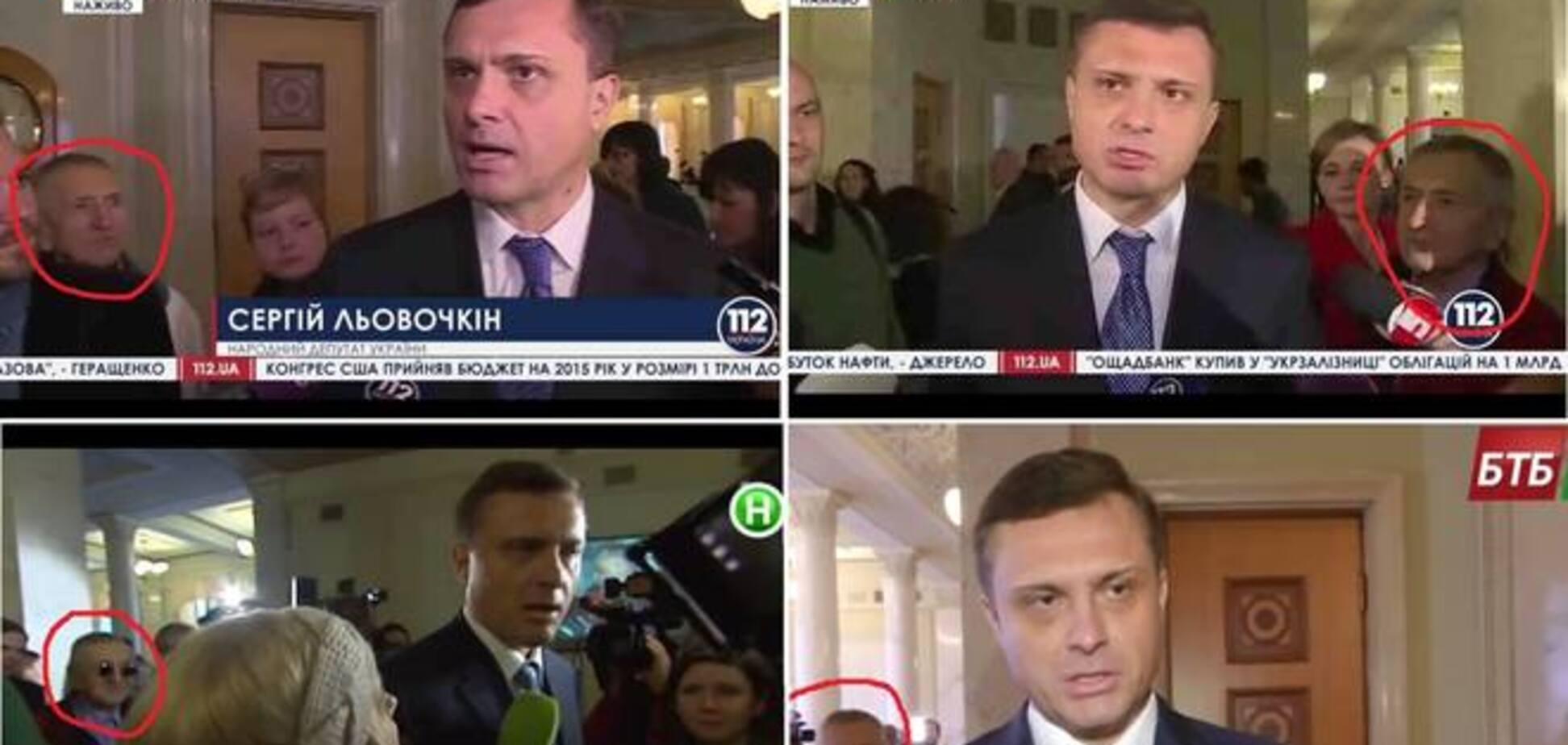 Таинственный 'Базилио' бродит по Раде: в сети рассекретили мужчину, сопровождающего политиков в парламенте