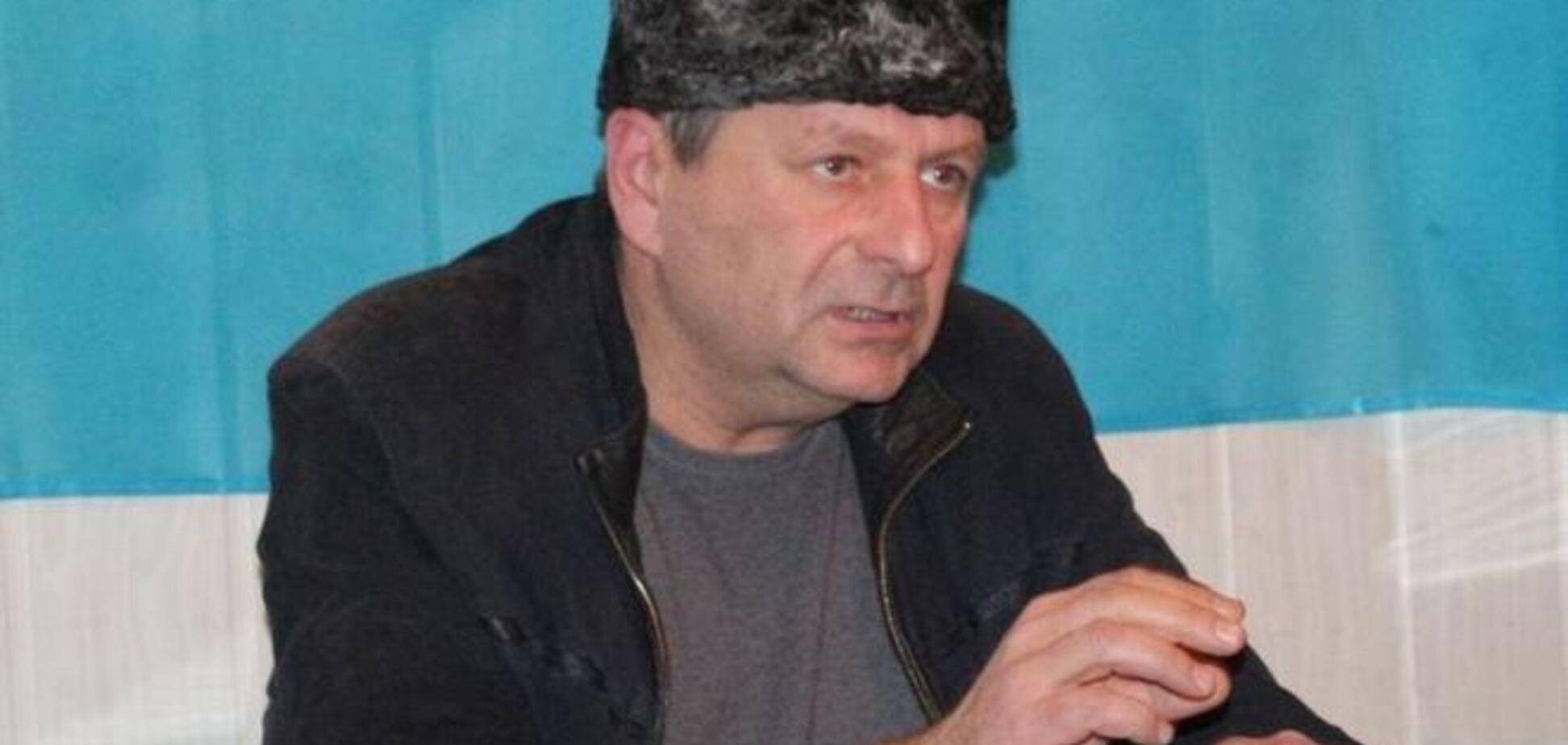 Замглавы Меджлиса Чийгоза арестовали на 21 день