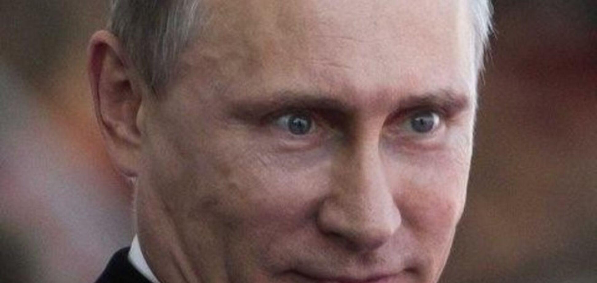 Что померещилось Путину