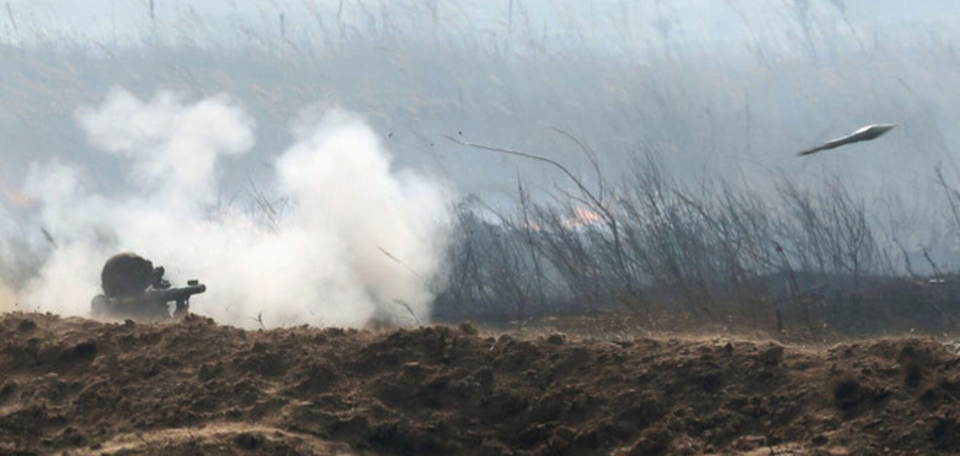 Под Дебальцево 42 батарея ВСУ двое суток просит помощи: у бойцов остался один миномет