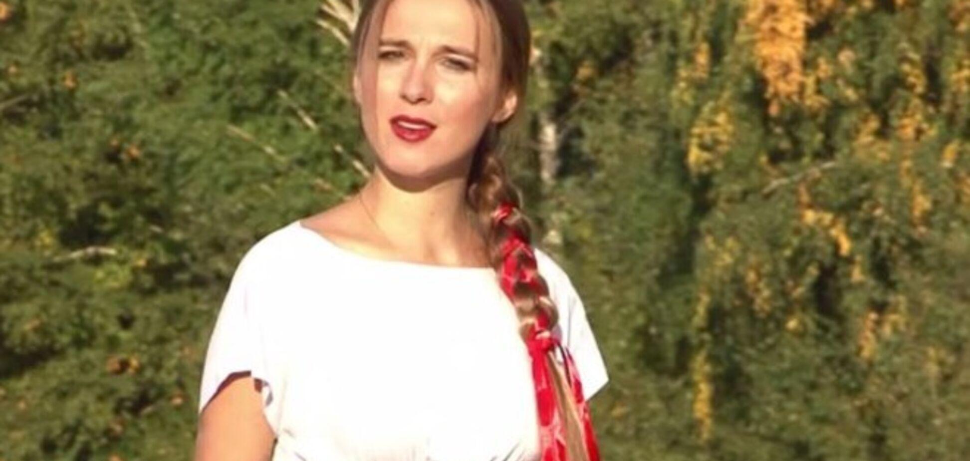 Российская певица записала песню и клип о 'милом Путине': не могу забыть тебя, возьми меня с собой