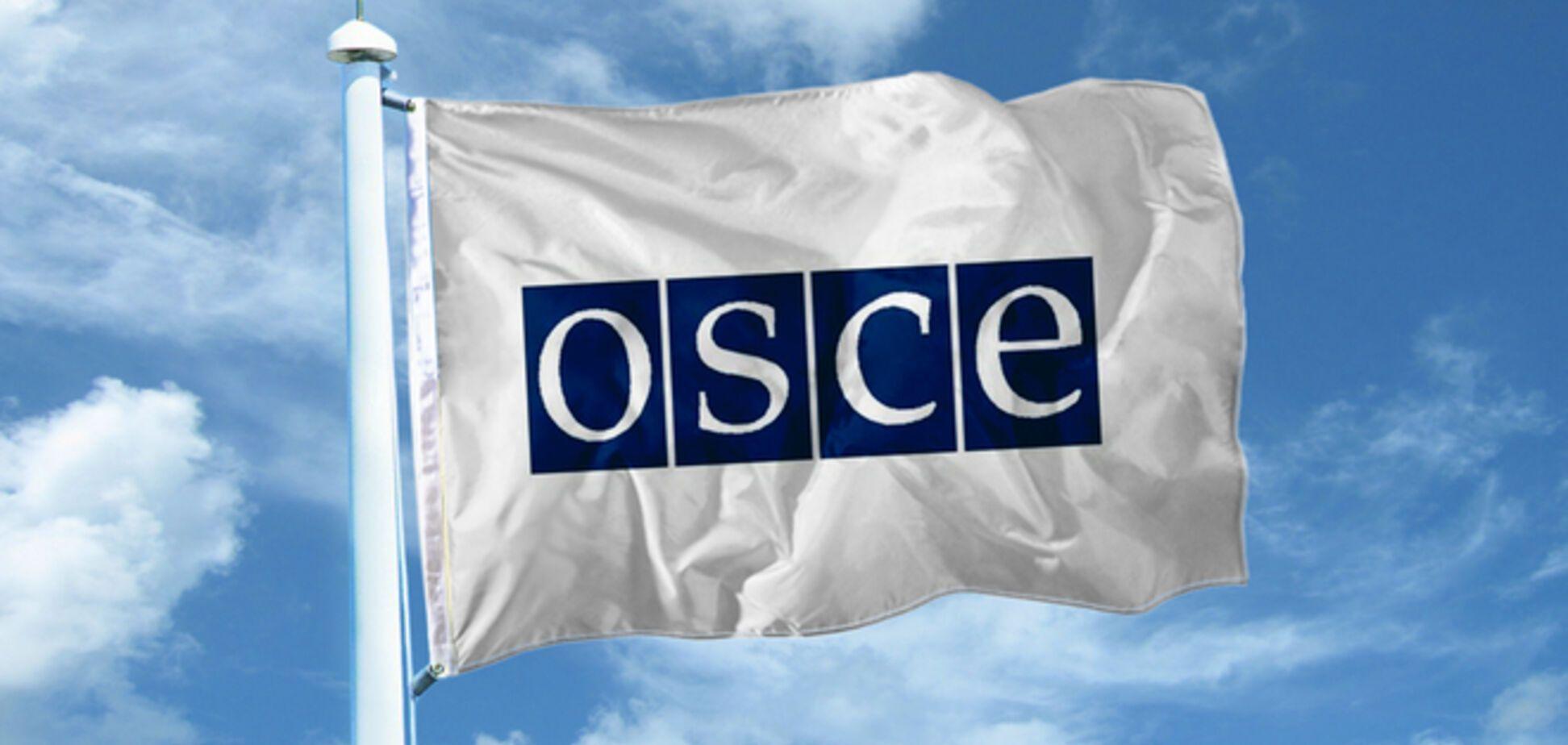 ОБСЕ зафиксировала передвижение транспорта без опознавательных знаков на оккупированной части Донбасса