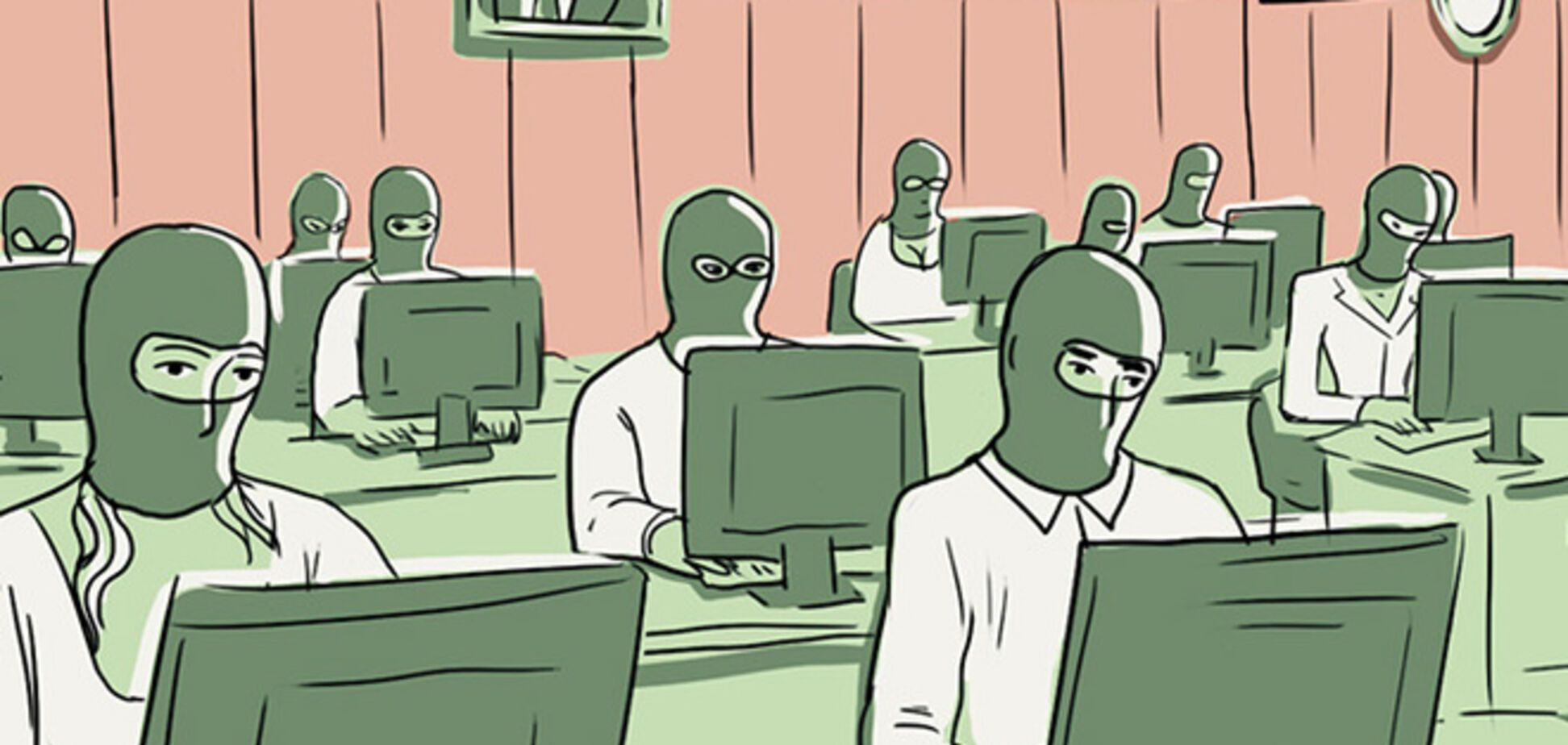 Как работает 'фабрика интернет-троллей' в России: откровения бывшей сотрудницы