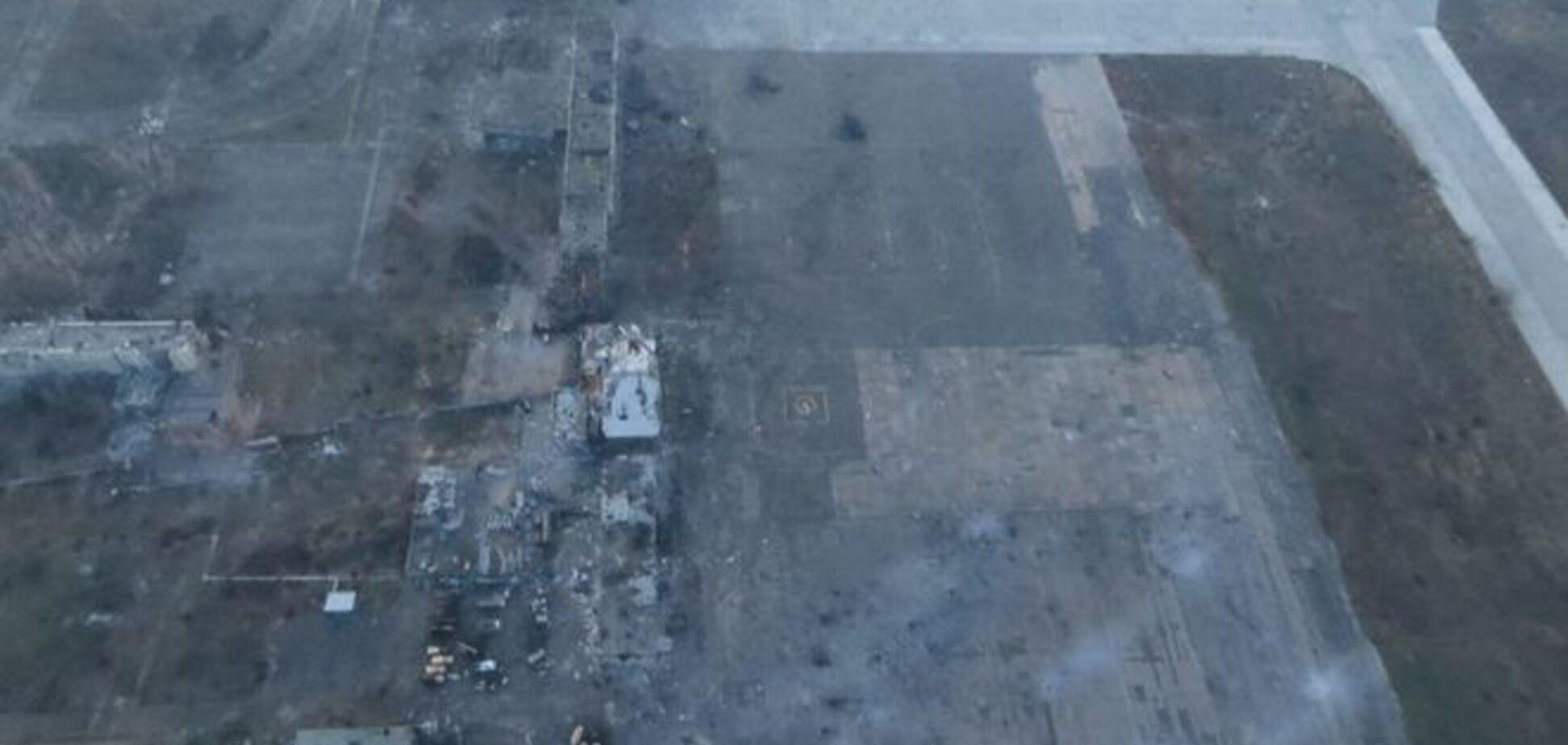 Донецкий аэропорт утратил свою ценность, украинские военные оставили его – глава Генштаба
