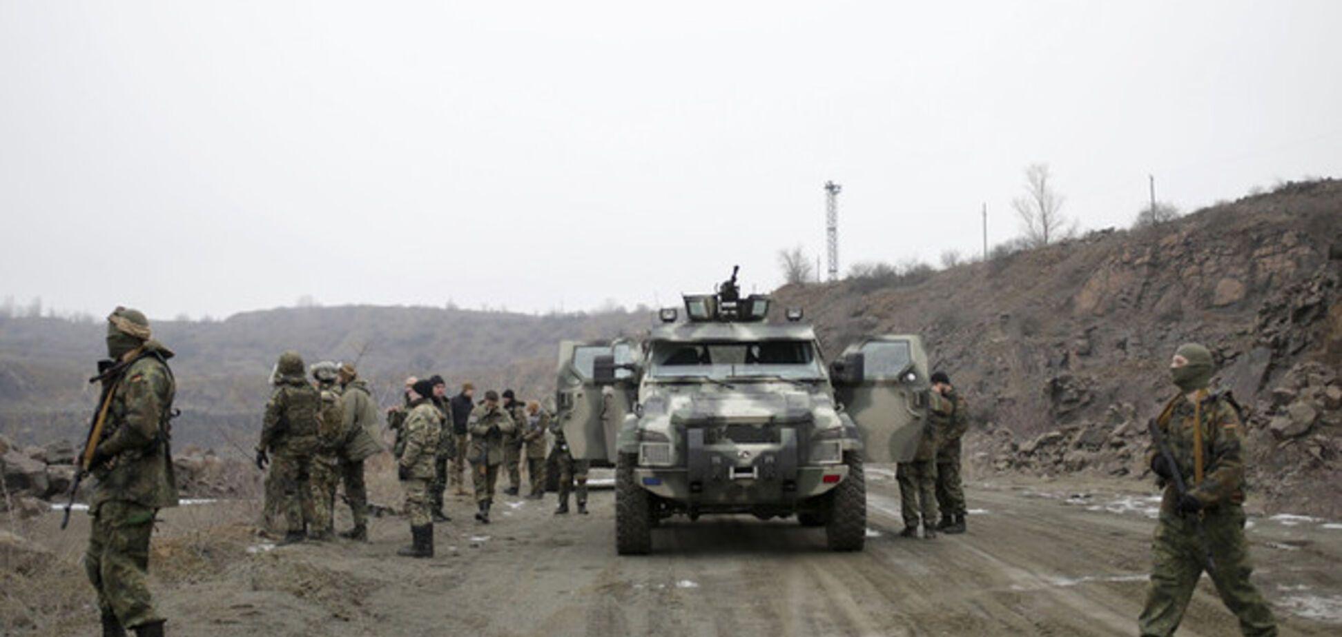 Украинские бойцы отбили атаку на Углегорск: боевиков выдавливают из города