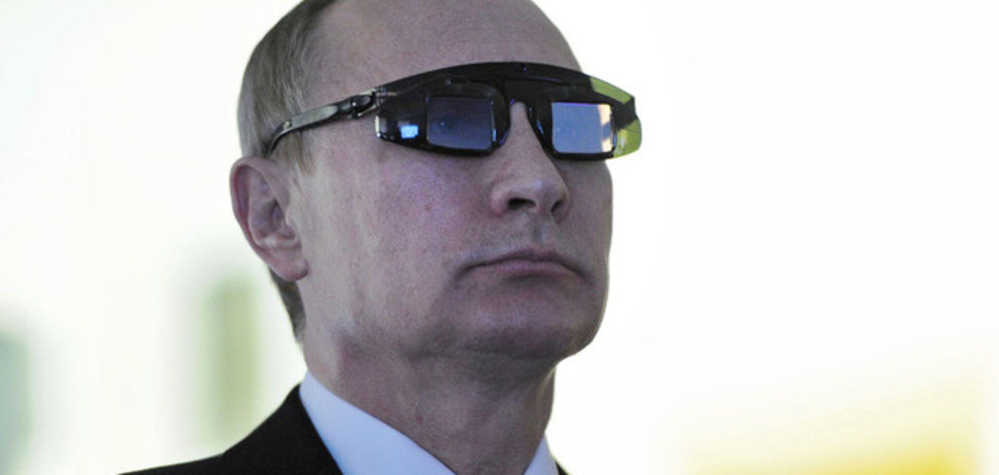 Не надо помогать Путину сохранить лицо. Помогите ему сломать шею